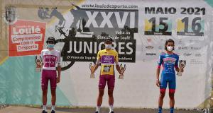 Volta ao Concelho de Loulé 2021 - Pódio de Júniores