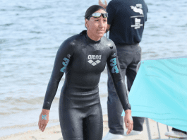 Angélica André - Nadadora