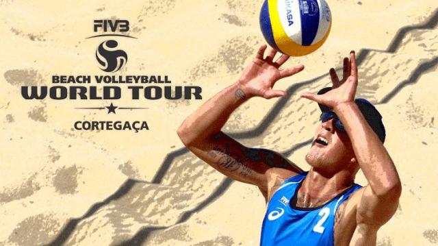 Beach Volleyball World Tour 2021 - Cortegaça