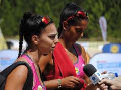 Beatriz Pinheiro e Inês Castro - Voleibol de Praia