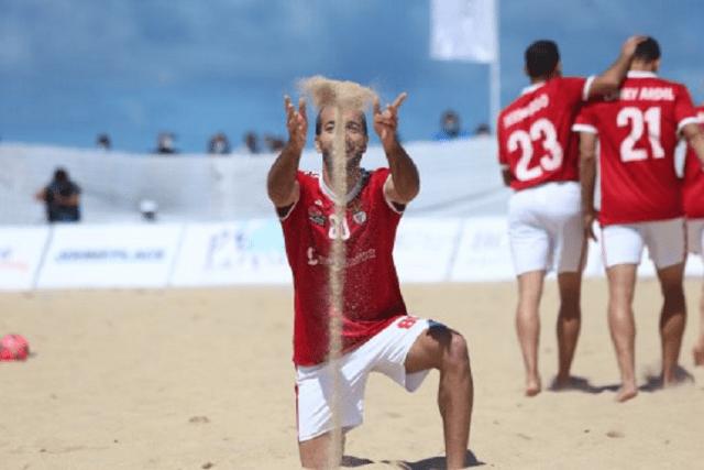 Benfica de Loures -. Futebol de Praia
