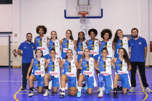 Carnide Clube - 1ª Divisão Feminina