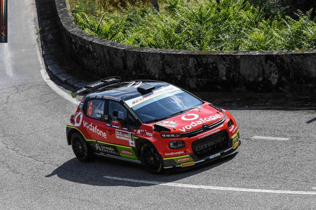 Citroen Vodafone Team - Rali de Castelo Branco 2021