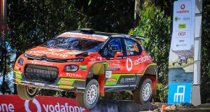 Citroen Vodafone - Rally de Portugal 2021