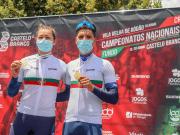 Daniela Campos e João Almeida