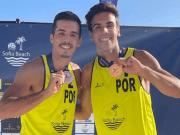 Voleibol de Praia - Sofia Beach 2021 - Dupla Portuguesa