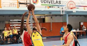 Final Four da Taça BCR 2021