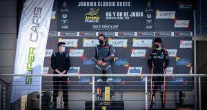 Gustavo Moura - SuperCars 2021 - Jarama - Pódio