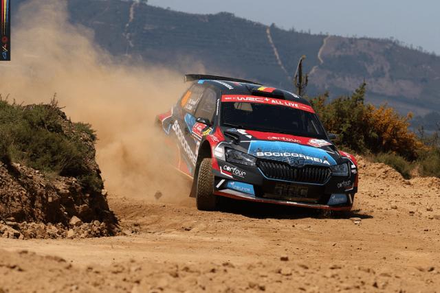 Miguel Correia - Rally de Portugal 2021