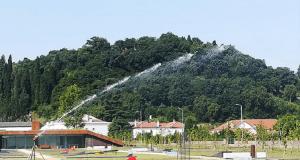 Minigolfe - Parque Urbano de Anadia