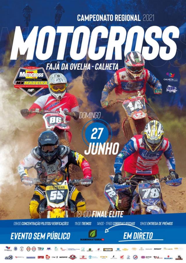 Motocross 2021 - Calheta - Madeira