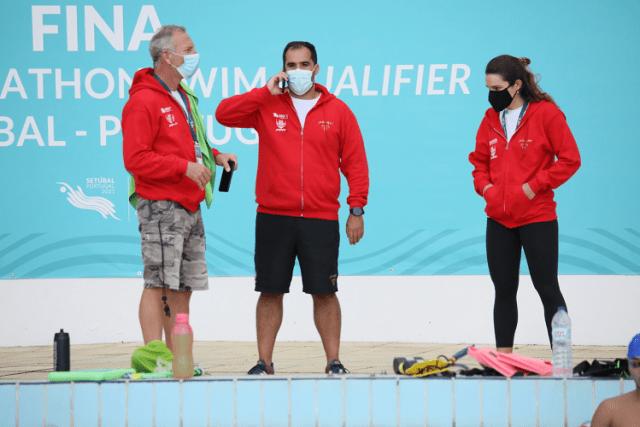 Natação - Apuramento Olímpico