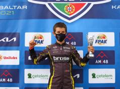 Noha Monteiro - Nacional der Karting 2021 - Baltar