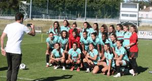 Selecção A - Futebol Feminino