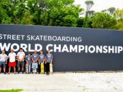 Skateboarding - Equipa Portuguesa em Roma