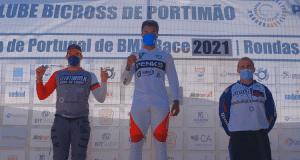 Taça BMX 2021 - Portimão - Pódio