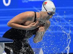 Tamila Holub - Nadadora