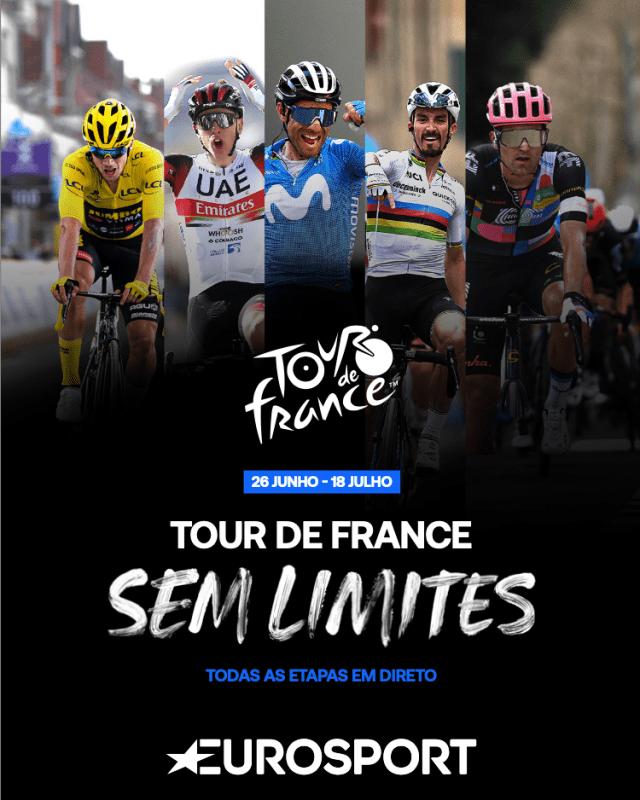 Tour de France 2021 - Sem Limites