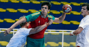 Four Nations Cup 2021 - Portugal x Dinamarca