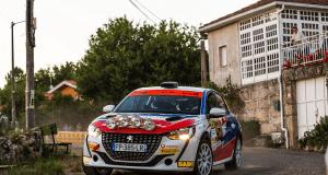 Álvaro Muñiz - Rally de Ourense 2021 - 1ª Etapa