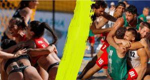Andebol de Praia 2021 - Portugal vai ao Mundial