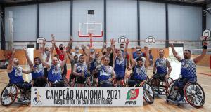 APD Braga - Basquetebol CR 2021