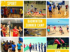 Badminton Summer Camp