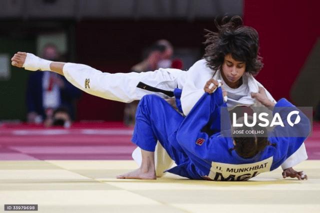Catarina Costa - Tokyo 2020 (Judo)