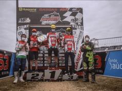 Enduro Sprint 2021 - Cantanhede - Pódio