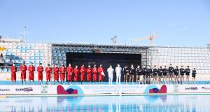 Europeu de Polo Aquático 2021 (Loulé) - Hungria vs Croácia