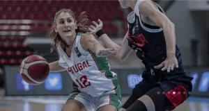 FIBA U20 F 2021 - Portugal x Rússia