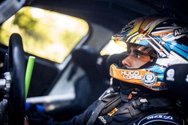 Hugo Lopes - Rallye de Ourense 2021