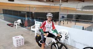 Maria Martins - Velódromo Nacional