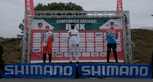 Nacional BMX 2021 - Coimbra - Pódio Elite