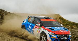 Óscar Palomo - Peugeot 208 Rally4