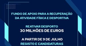 Reativar Desporto 2021 - IPDJ