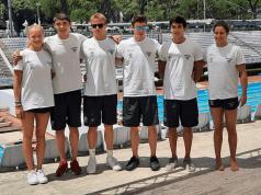Selecção Portuguesa - Europeu de Júniores 2021 - Roma