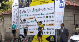 Taça XCM 2021 - Marco de Canaveses - Pódio Elite Fem.