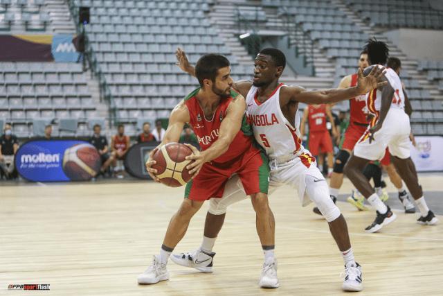 Torneio de Matosinhos 2021 - Portugal x Angola
