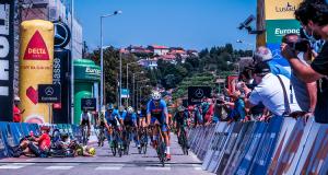 Volta a Portugal do Futuro 2021 - 1ª Etapa - Chegada