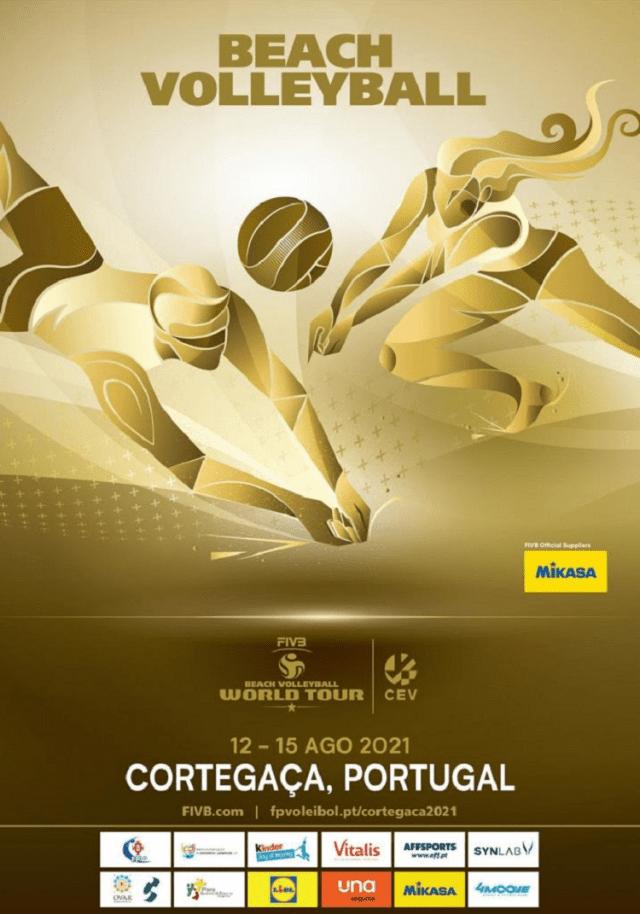 Beah Volley World Tour 2021 - Cortegaça