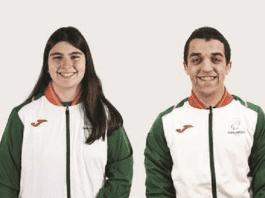 Beatriz Monteiro e Miguel Monteiro - Paralímpicos