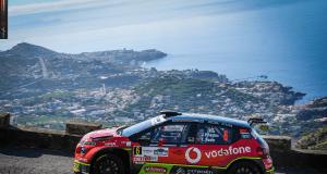 Citroen Vodafone Team - Rali da Madeira 2021