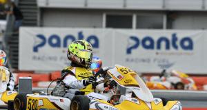 Noah Monteiro - FIA Academy Trophy 2021 - Adria