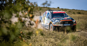 PRK Rally Team - Hungarian Baja 2021