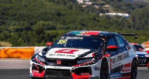 Tiago Monteiro - FIA WTR 2021 - Hungaroring