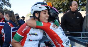 Beatriz Roxo e Sofia Gomes - Mundial de Estrada 2021 - Lovaina