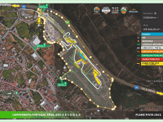 CPT4x4 2021 - Valongo - Plano de Pista