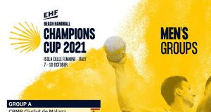 EHF Beach Handball Campions Cup 2021
