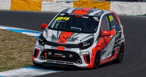 Gustavo Moura Jr. - KIA GT Cup 2021 - Estoril
